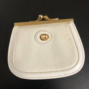 Vintage Gucci Coin Purse : Great Condition
